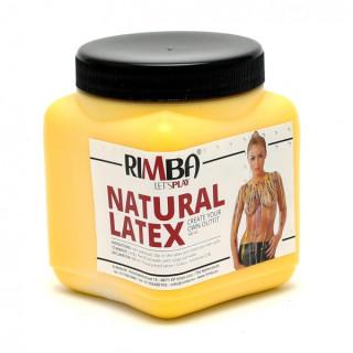 Rimba - Flytende Latex - Gul 500ml