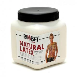 Rimba - Flytende Latex - Transparent 500ml