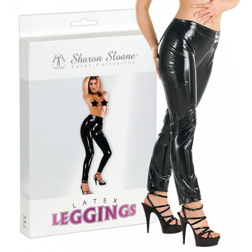 Sharon Sloane - Latex Leggings