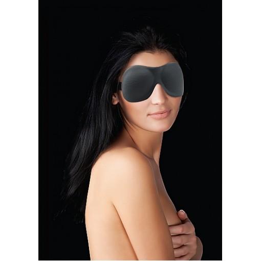 Ouch! Curvy Eyemask - Øyemaske Sort