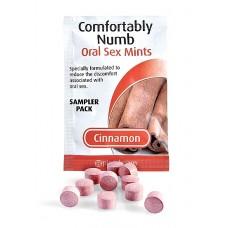 Comfortably Numb mints - Cinnamon