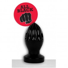 All Black - AB 31 Buttplug sort