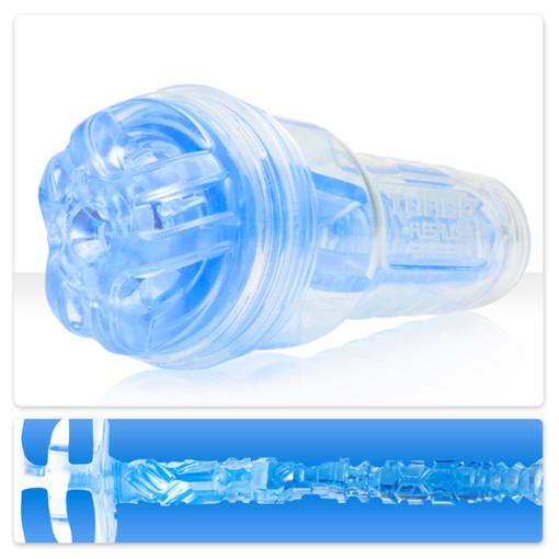Fleshlight - Turbo Ignition Ice Blue - Masturbator