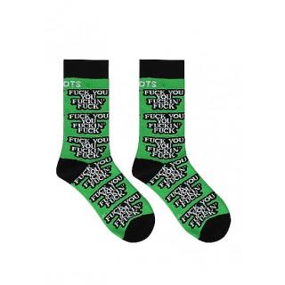 Sexy Socks - Fuck You