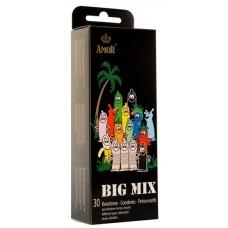 Amor - Big Mix, Kondomer 30 stk