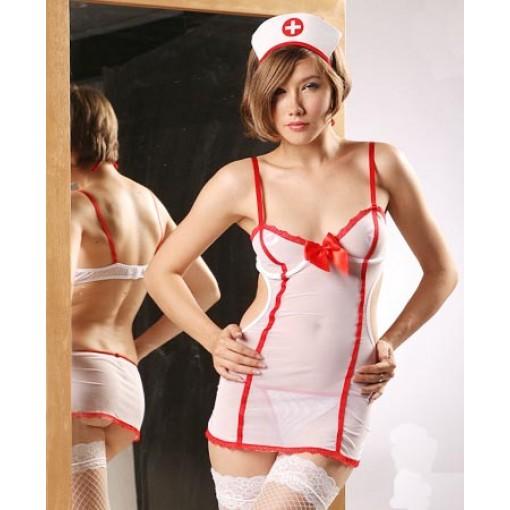 Sexy Girl - Sykepleier